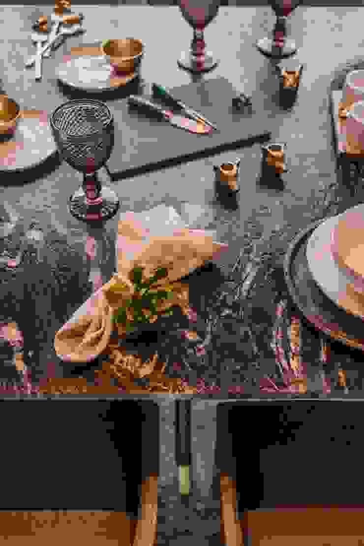 Luis Escobar Interiorismo Salle à manger originale