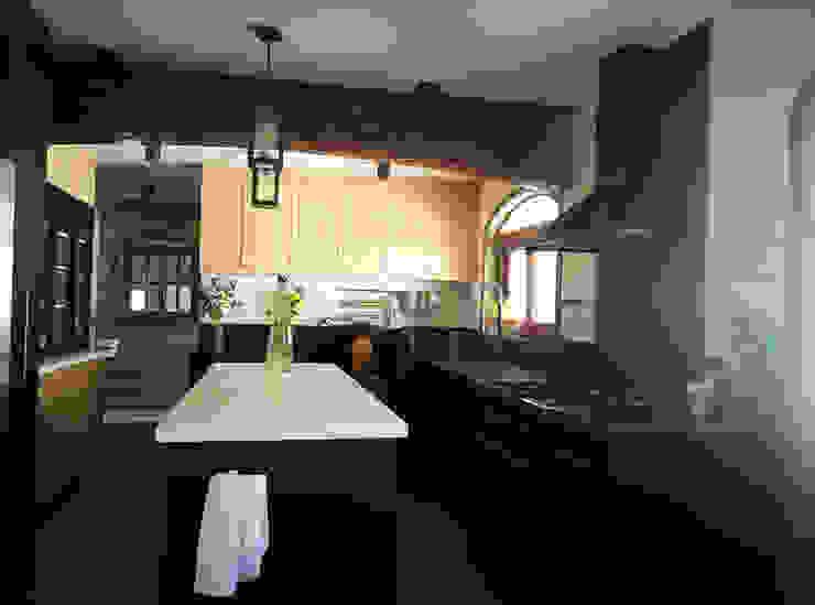Remodelación cocina de Lagom Studio