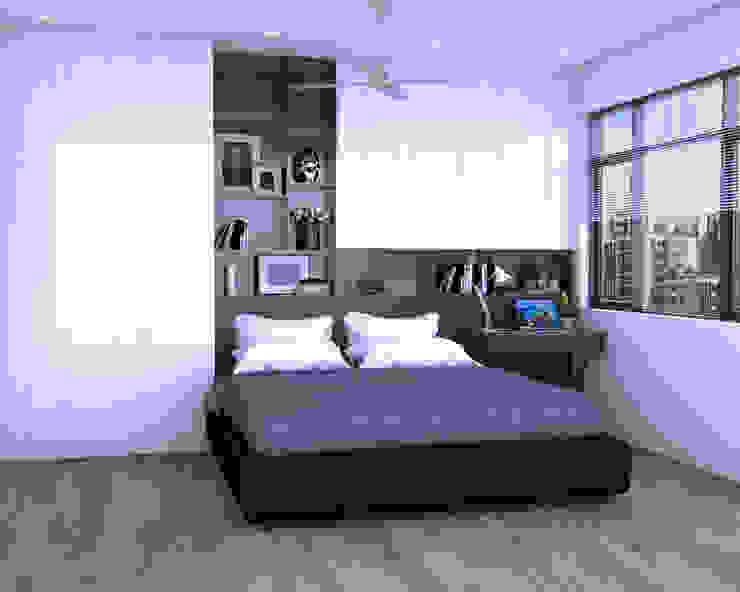 Swish Design Works Petites chambres Contreplaqué Blanc