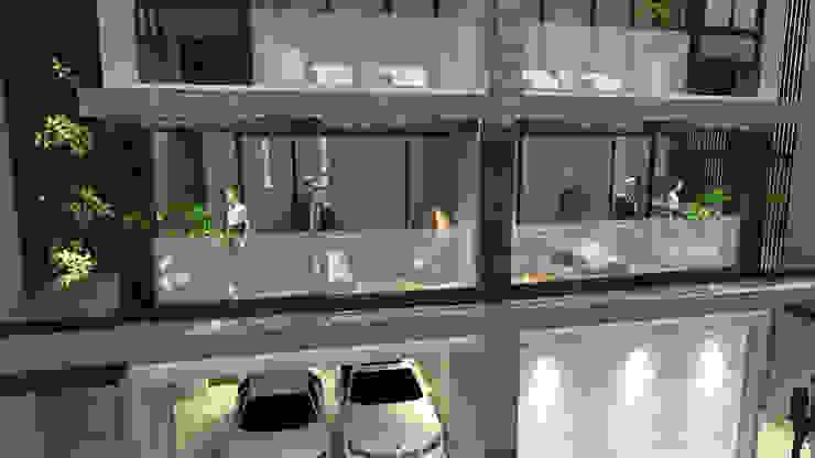 『 捨︱得 』 –自己別墅自己建 根據 京悅室內裝修設計工程(有)公司 真水空間建築設計居研所
