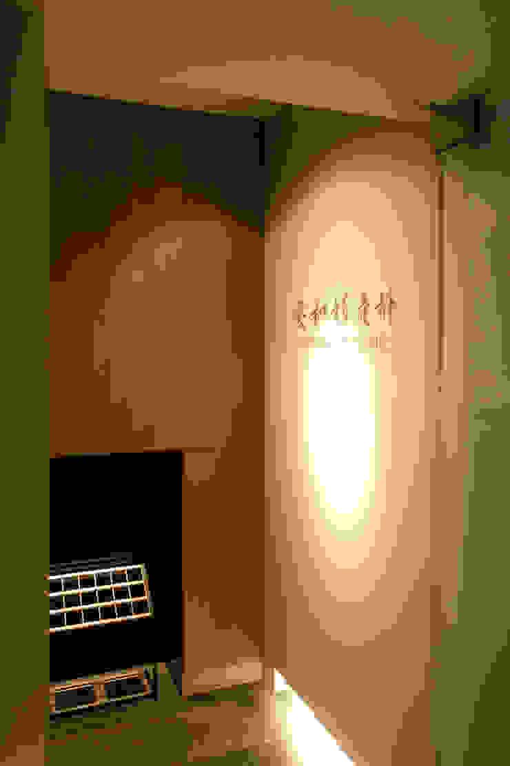 ANHE OB/GYN CLINIC 現代房屋設計點子、靈感 & 圖片 根據 川境室內裝修工程有限公司 現代風
