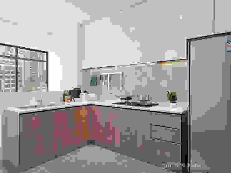 Kitchen cabinets Swish Design Works Built-in kitchens Plywood