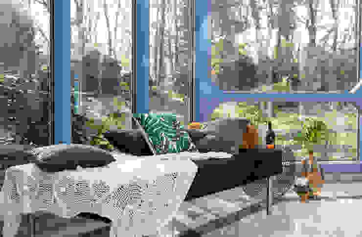 Home Staging Mediterraner Wintergarten von WOHNEN IST ... Freie Wohnberatung I Redesign I Home Staging Mediterran