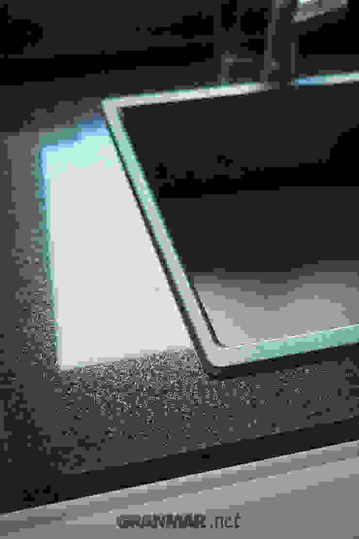 GRANMAR Borowa Góra - granit, marmur, konglomerat kwarcowy CocinaEncimeras Granito Negro