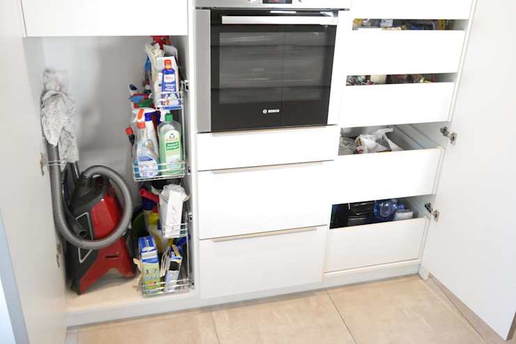 Cocinas de estilo moderno de Hammer & Margrander Interior GmbH Moderno