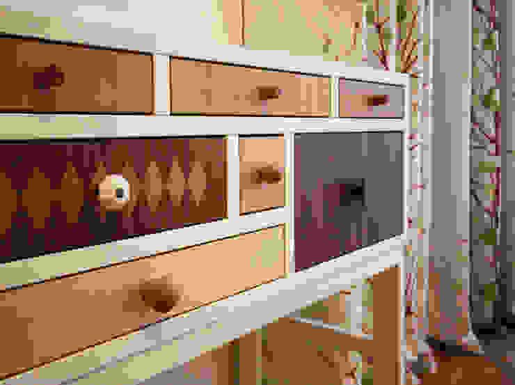 raumdeuter GbR Scandinavian style bedroom