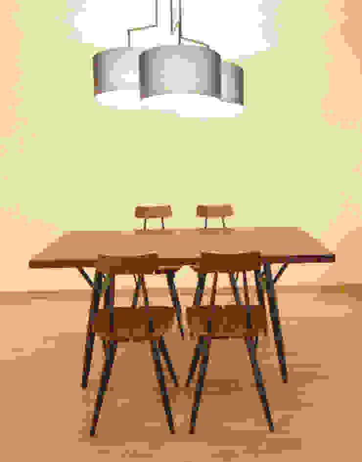 raumdeuter GbR Scandinavian style dining room