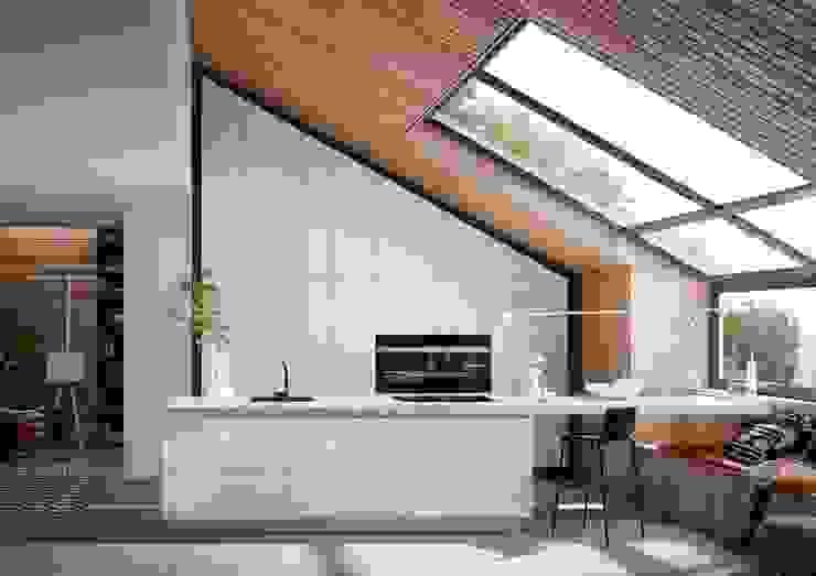New range of doors #2020 by PTC Kitchens Modern