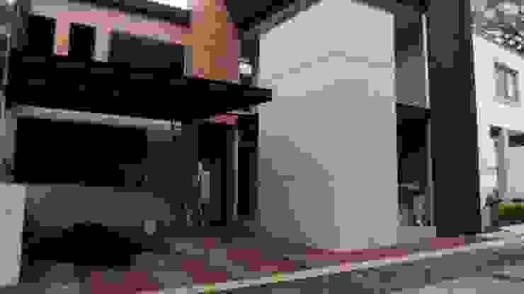 residencia luxueux AR216 Condominios Concreto Gris