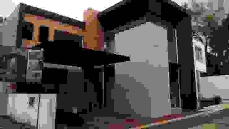 construcción residencia luxueux AR216 Condominios Metal Gris