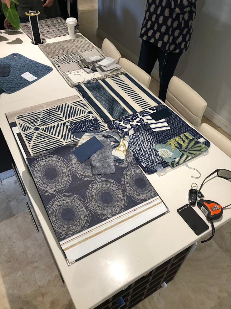 Planning interior by CS DESIGN Eclectic