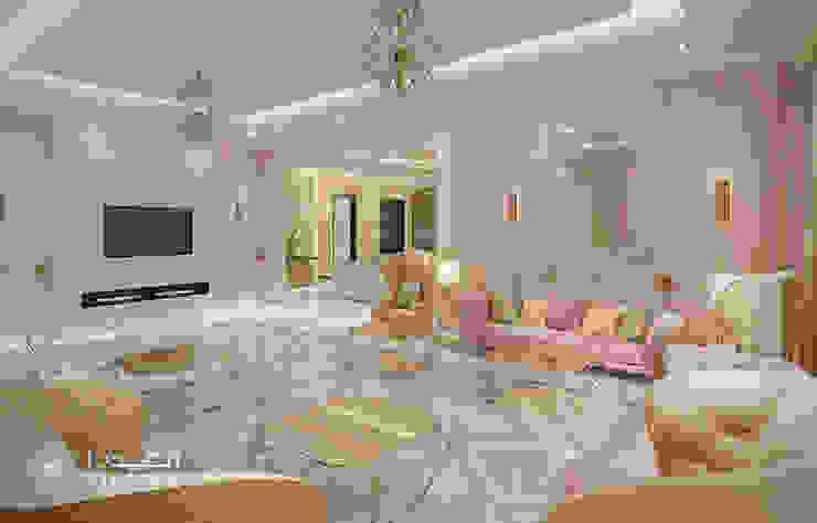 مجلس السيدات الفاخر من Algedra Interior Design حداثي