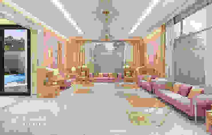 مجلس السيدات الفاخر من Algedra Interior Design إنتقائي