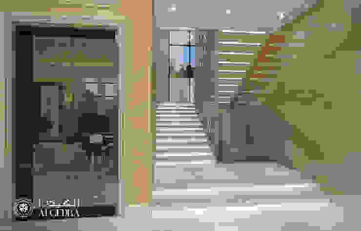 درج فيلا فاخرة من Algedra Interior Design حداثي