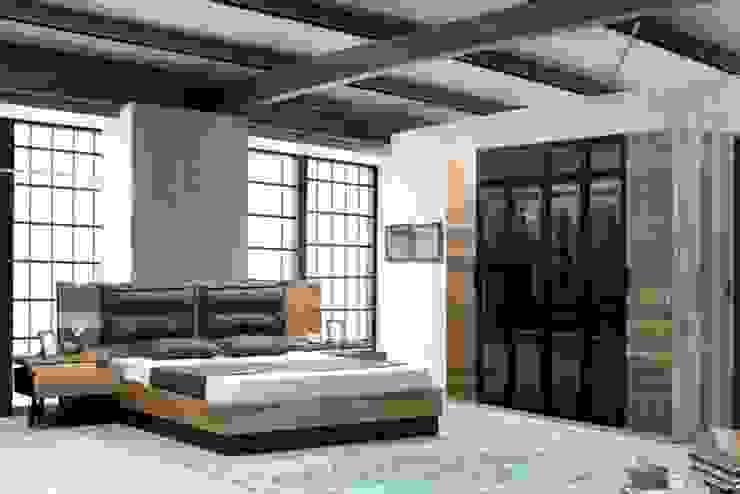 esas mobilya  – OPTİMUS DOLAP KARYOLA: modern tarz , Modern