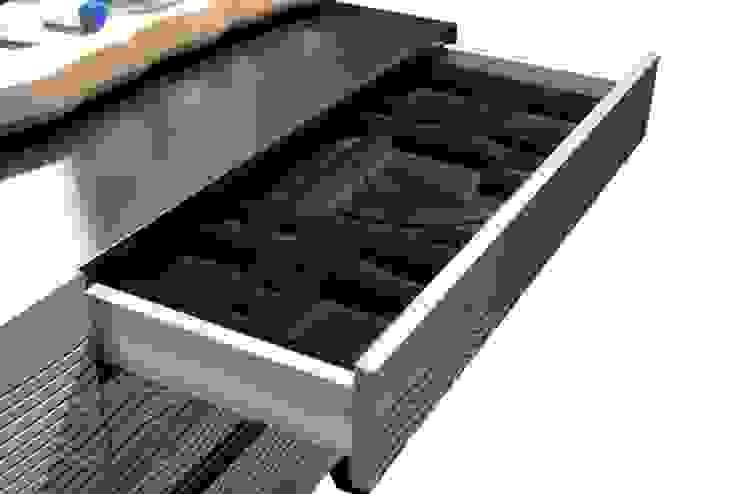 esas mobilya  – optimus şifonyer: modern tarz , Modern Ahşap Ahşap rengi