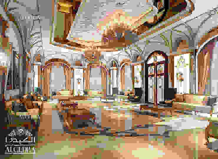 Ruang Keluarga Klasik Oleh Algedra Interior Design Klasik
