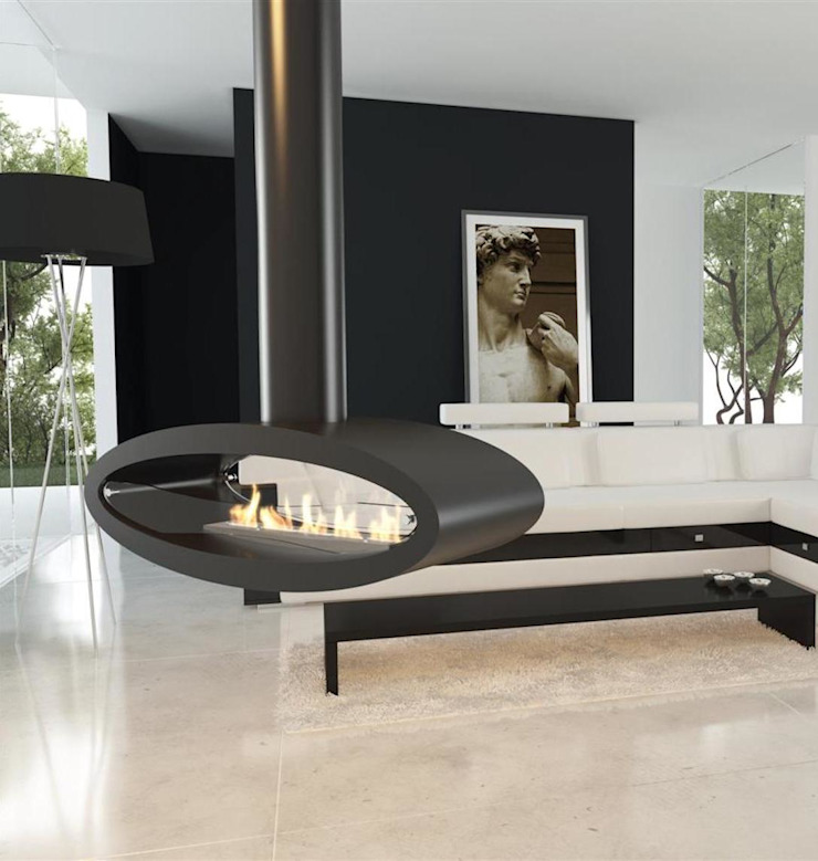 RF Design GmbH Eclectic style living room