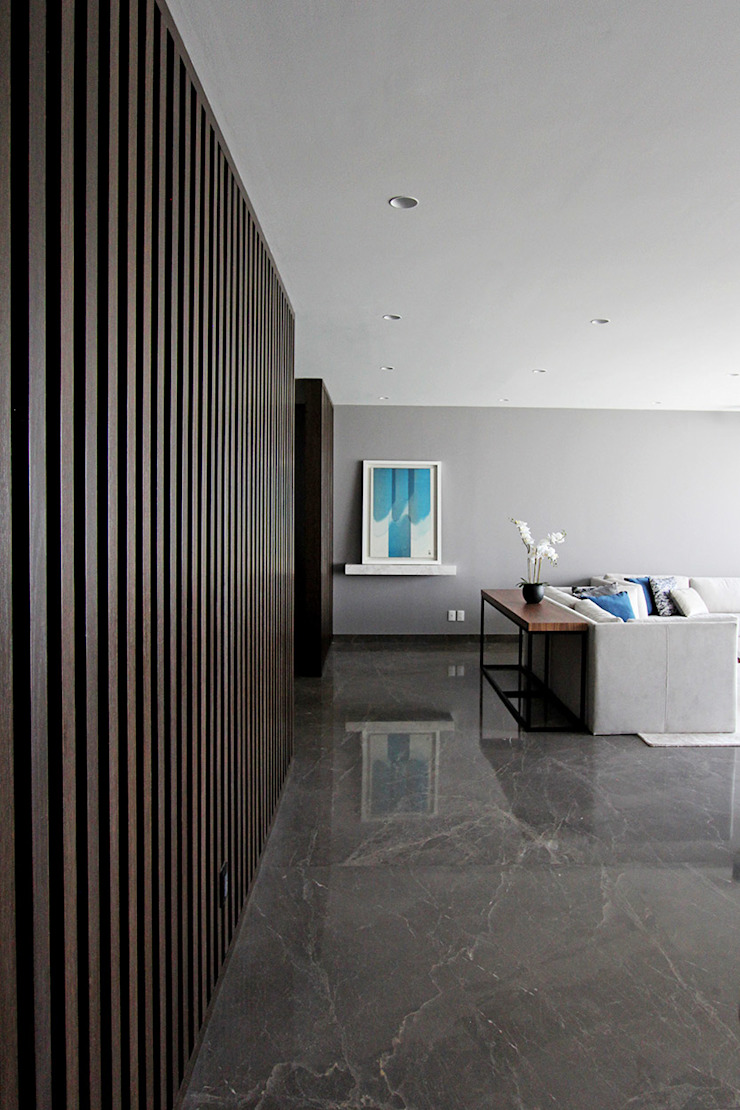 Modern Corridor, Hallway and Staircase by ARCO Arquitectura Contemporánea Modern