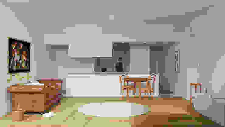 Corpo Atelier Modern kitchen