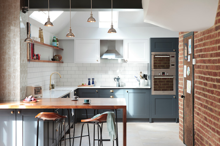 Muswell Hill K&I Kitchens Built-in kitchens