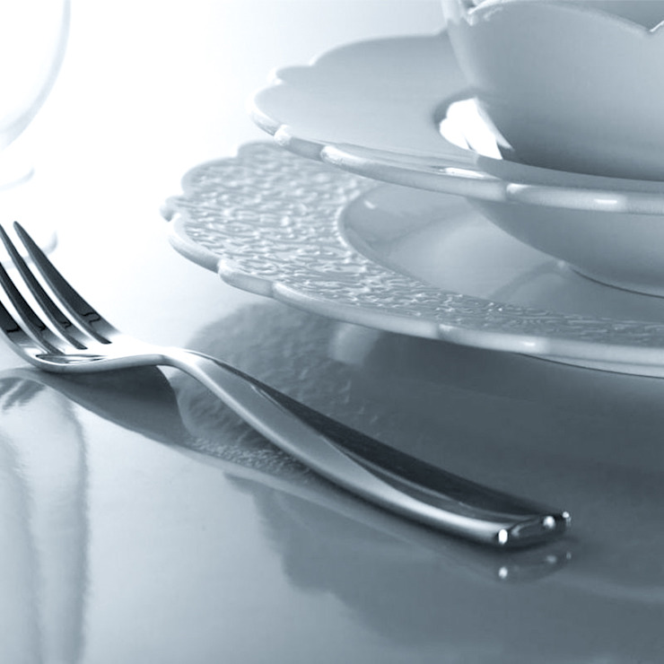 In&Out Cooking KitchenCutlery, crockery & glassware Ceramic White