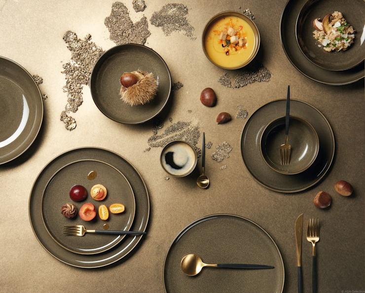In&Out Cooking KitchenCutlery, crockery & glassware Ceramic Brown