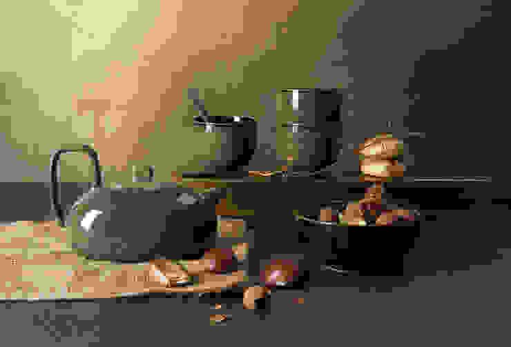 In&Out Cooking KitchenKitchen utensils Ceramic Brown