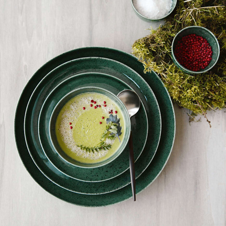 In&Out Cooking KitchenCutlery, crockery & glassware Ceramic Green