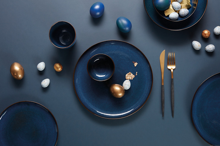 In&Out Cooking KitchenCutlery, crockery & glassware Ceramic Blue