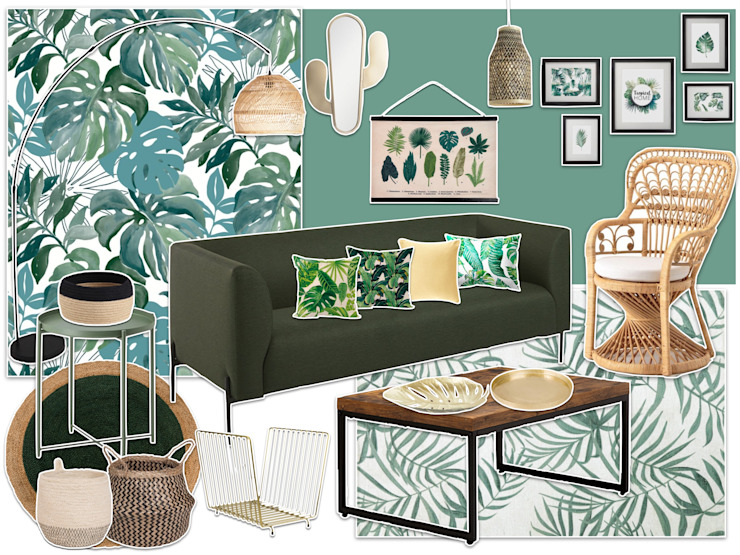 tropical  by Soft Nest, Tropical