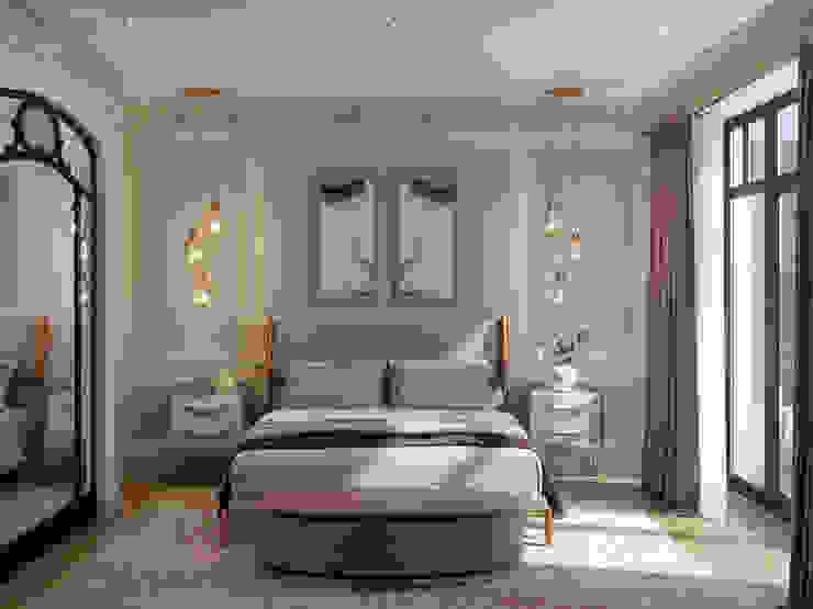 MARION STUDIO Classic style bedroom