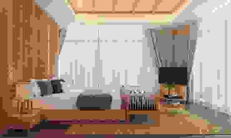 CÔNG TY THIẾT KẾ NHÀ ĐẸP SANG TRỌNG CEEB Small bedroom