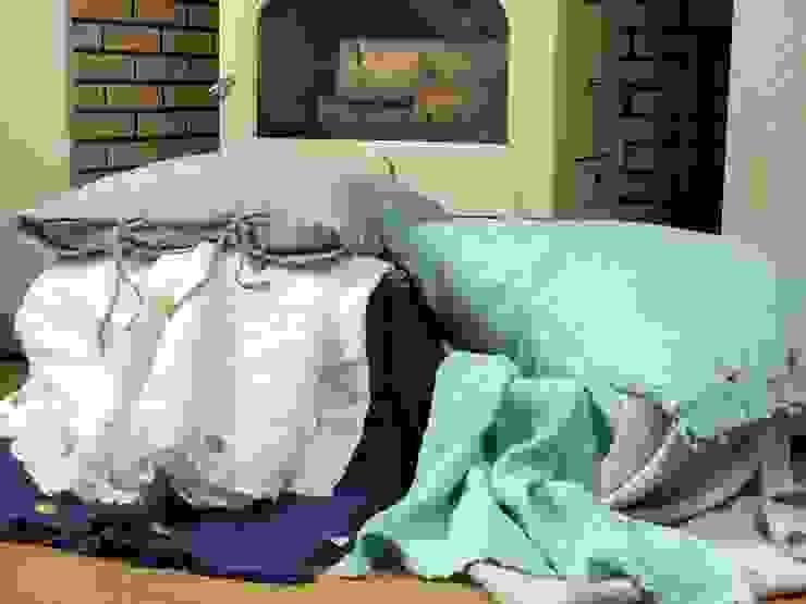 NatureBed BedroomTextiles Flax/Linen Green