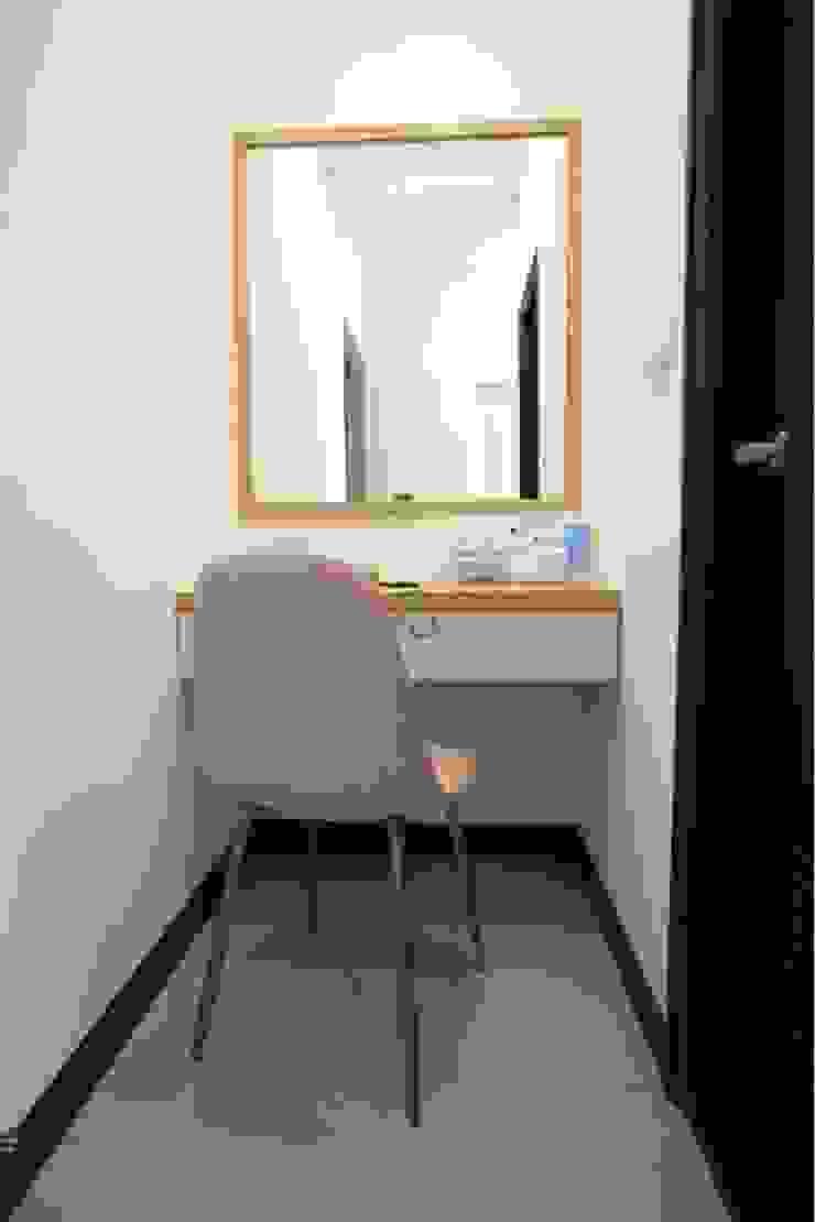 簡約北歐/大樓/小坪數 根據 傅誠室內裝修設計有限公司 北歐風
