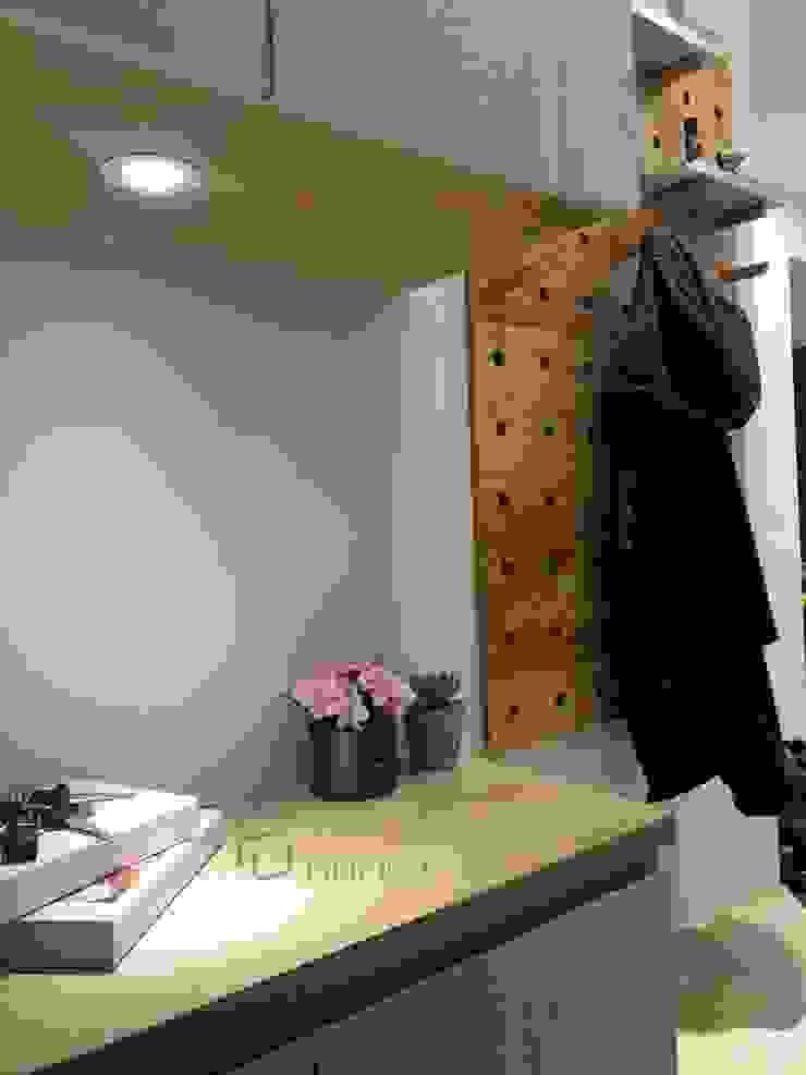 簡約/小坪數/大樓 根據 傅誠室內裝修設計有限公司 簡約風