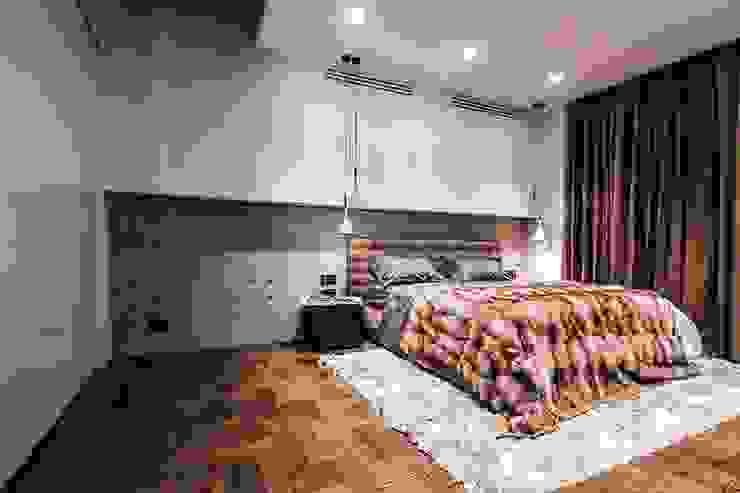 Аппартаменты под сдачу Спальня в эклектичном стиле от Orel Andre Эклектичный
