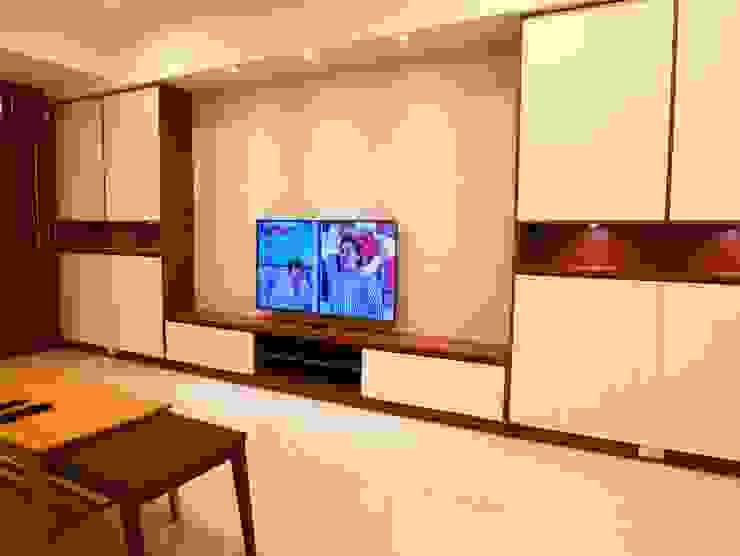 團聚-台南東區-新成屋 根據 喜家成室內裝修設計有限公司(原:高筌室內設計) 北歐風