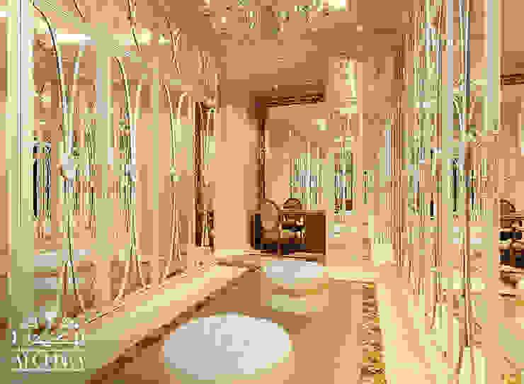 Ruang Ganti Gaya Mediteran Oleh Algedra Interior Design Mediteran
