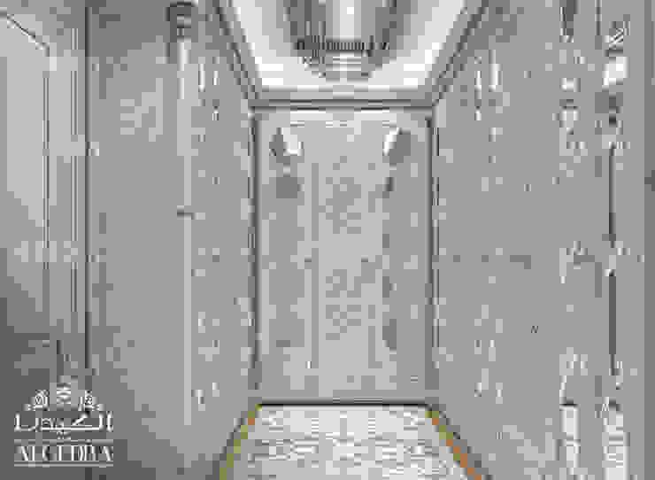 Ruang Ganti Gaya Eklektik Oleh Algedra Interior Design Eklektik