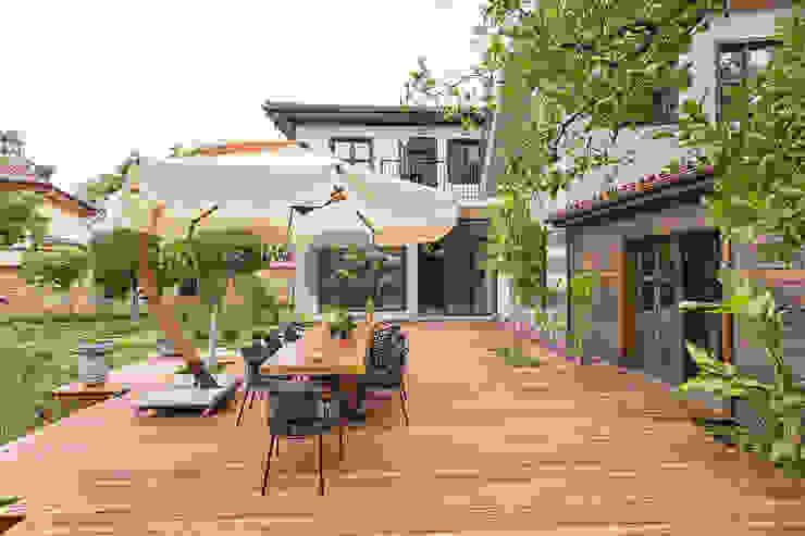 Mimoza Mimarlık Hoteles de estilo mediterráneo