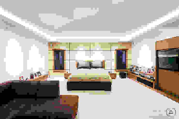 Master Room Habitaciones modernas de Modismo Moderno