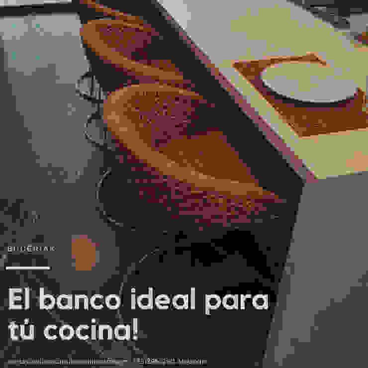 Banco Bucerias SILLAS ACAPULCO ESTILO RETRO ComedorSillas y bancos