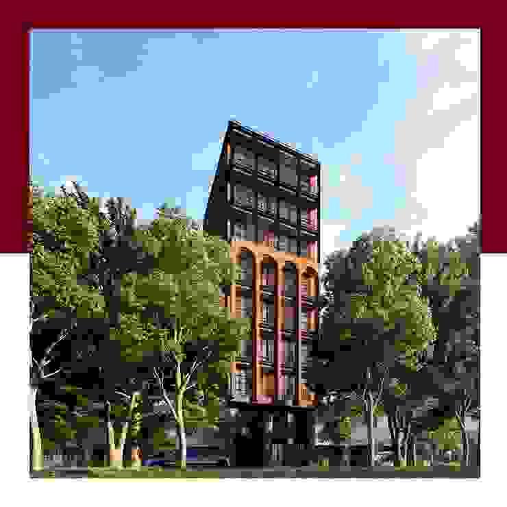 Serra Casas modernas de Orvel Construcciones Moderno