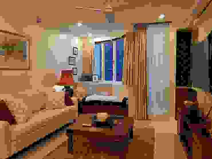 Oriental Oasis Geraldine Oliva Living room