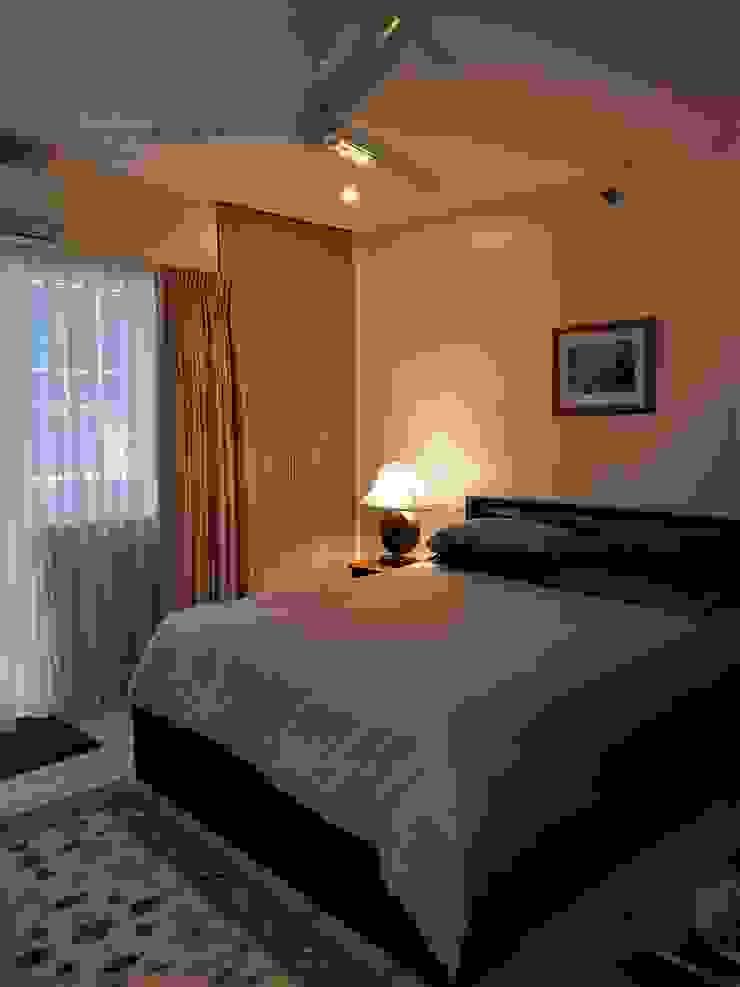 Oriental Oasis Geraldine Oliva Asian style bedroom