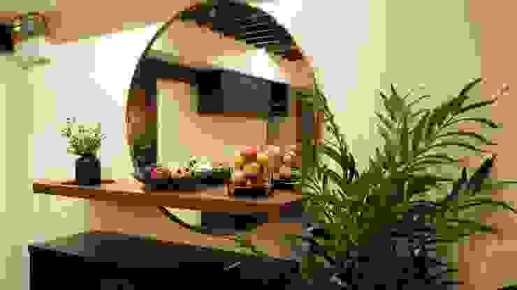 Asian Luxe Geraldine Oliva Asian style corridor, hallway & stairs