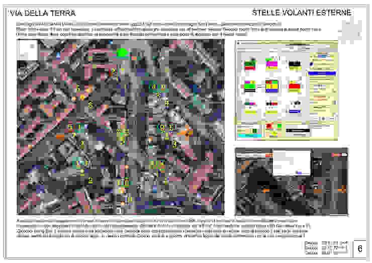 Ristrutturazione interna appartamento a Milano yugen feng shui Case moderne