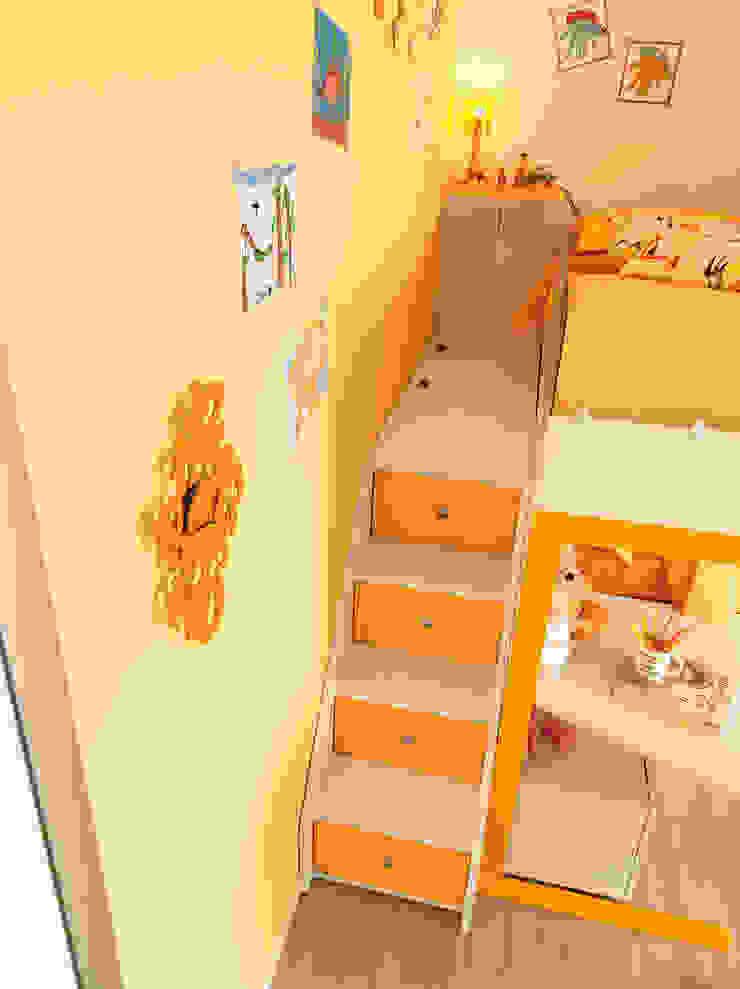 Camerette A Soppalco Moretti.Cameretta Per Bambini A Soppalco Kc502 By Moretti Compact Homify