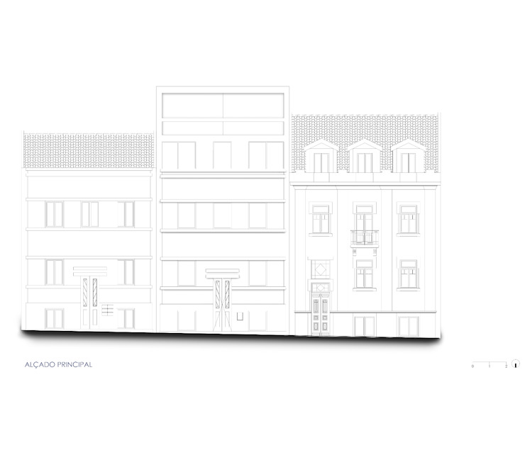 Casas modernas de Nuno Ladeiro, Arquitetura e Design Moderno